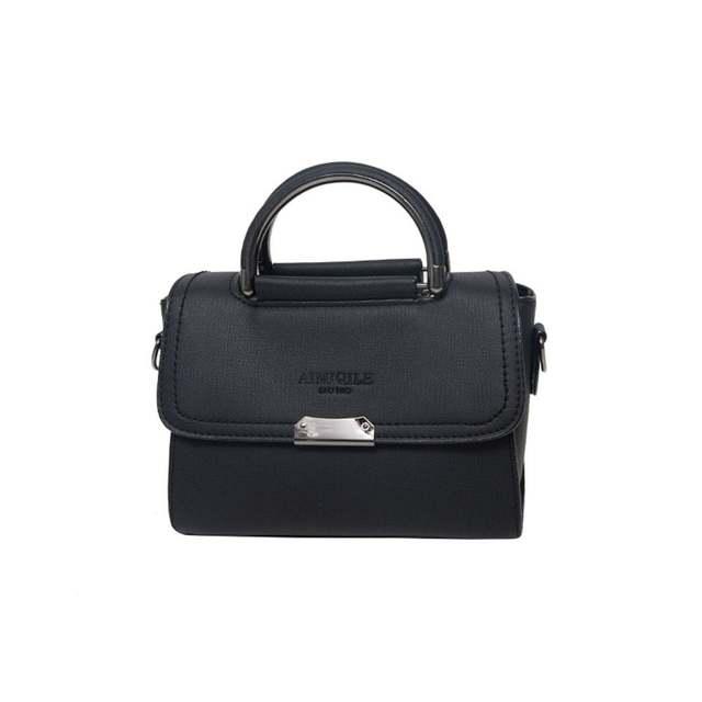 New South Korea BagPackage Handbag Shoulder Bag Handbag Fashion Retro All-Match Small Package