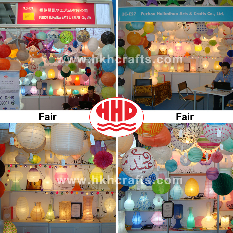 Wedding decorative FSC hanging tissue paper honeycomb ball