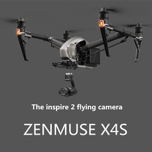 DJI Zenmuse x4s Gimbal and Camera for DJI Inspire 2 & Warranty
