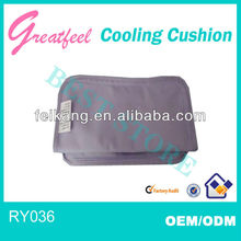 wooden cushion sofa set with hydrogel injections cooling cushion