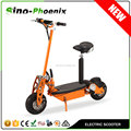 2016 Rechargeable electric scooter 500w 36v with CE ROHS Certificate ( PES01-36V 500W)