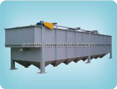 ZPL series horizontal type Air Floatation Precipitation machine of waste water treatment