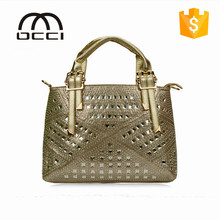 guangzhou wholesale handbag market fashion bags ladies high quality leather handbags AY1246