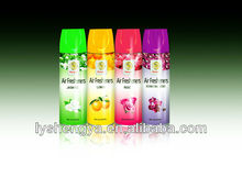 can aerosol car air freshener / air freshener / air freshener liquid