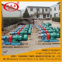 NYP110 high viscosity rotor pump for delivery of honey,mel,syrup,sirop