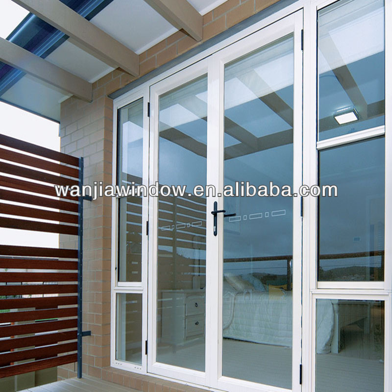 Factory wholesale high quality used exterior doors for for Exterior glass doors for sale
