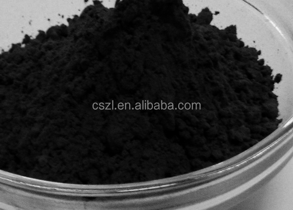 Co black ceramic glaze pigment ZL-510 color stain powder from China with free sample