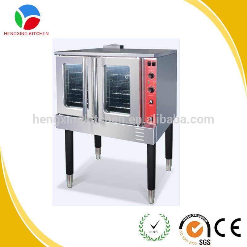 industrial convection oven/halogen replacement bulb convection oven/gas convection oven