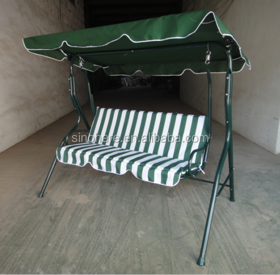 3 Persons Patio Garden Swing Chair DY1102