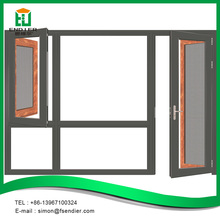 office partition wall aluminium doors and windows designs from alibaba china