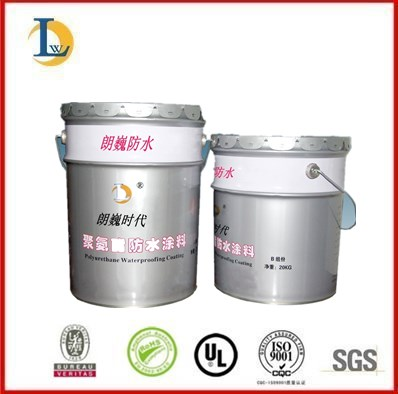 Water proof leak proof Liquid polyurethane waterproofing anti rust coating for water base