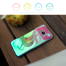 CAFELE Colorful Cell Phone Back Shell Case for samsung Ultra clear Fashion Mobile Phone Case Cover For Samsung s8 / s8 plus