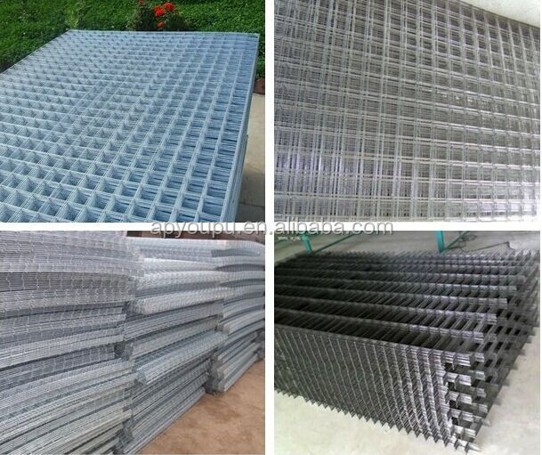 4mm Diameter Galvanized Weld Wire Mesh Panel, 4mm Diameter ...