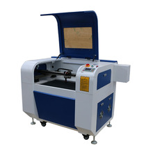 LM-6040 Small 6040 co2 laser cutter/ 60W laser cutter machine