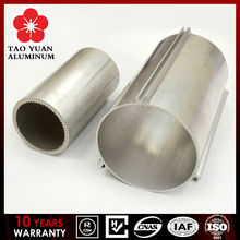 Good performance Electrophoresis painting aluminium 30mm pipe