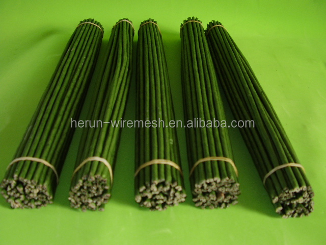 Hot sell white, green, silver, gold paper covered wire