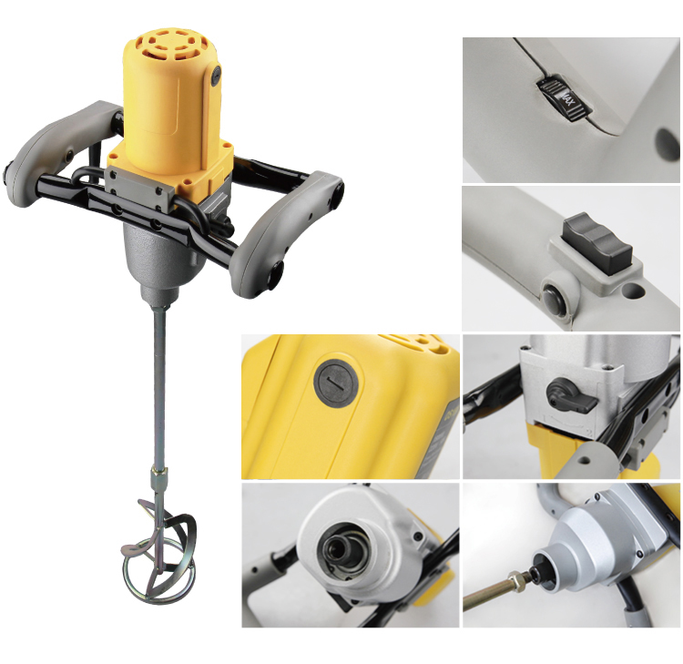 Factory Price Electric Hand Held Paint Mixer - Buy ...