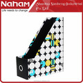 NAHAM top quality vertical standing file holder for desk