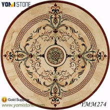 Stone Inlay Dining Table Top