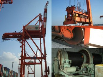 Second Hand - Gantry Crane x 2 units (Sumitomo / Mitsubishi, Japan)