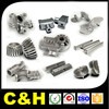 CNC machinery anodized CNC machining milling turning grilling parts