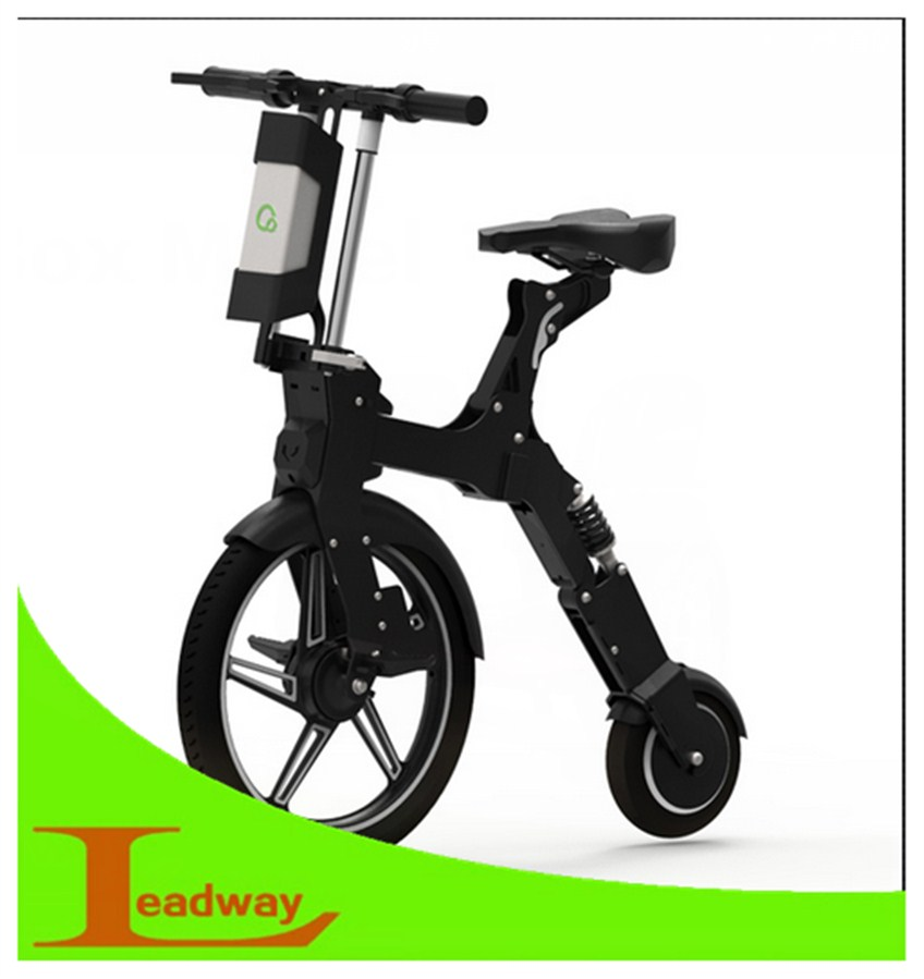 Leadway electric delivery scooter