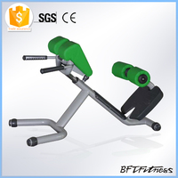 Commercial back extension fitness chair/fitness equipment roman chair