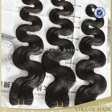 100% virgin hair no tangle and shedding factory direct supply crochet braids with human hair