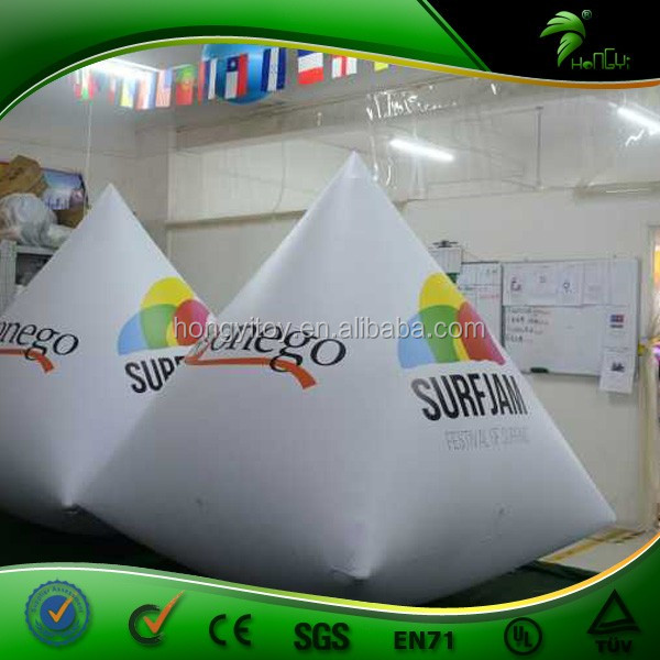 Water Type Inflatable Float Buoy,Inflatable Marker Buoy,Water Balloon For Advertisting