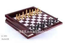 factory direct sale!! 10 in 1 Wooden Chess Board Games Chess Table Set