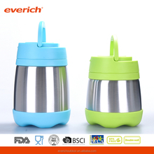 Everich Double Wall Insulated Stainless Steel Coffee Canister