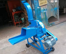 Grass fodder cutting Machine