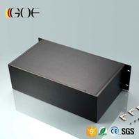 GC001-3U 482*89*300 mm (w x h -d)New design strong box enclosures for power inverter enclosure
