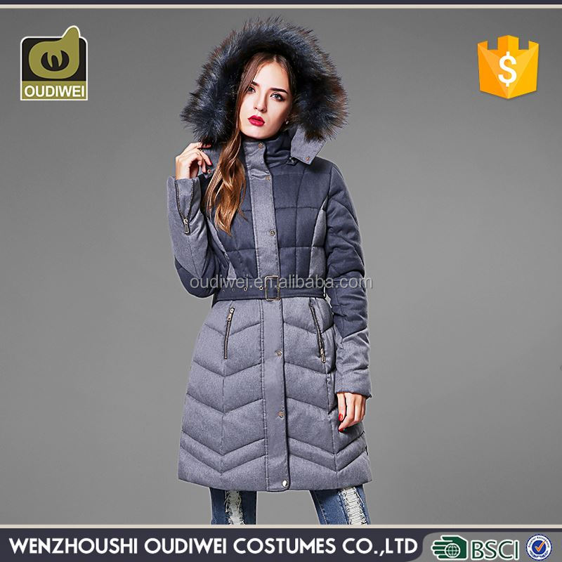 New products OEM quality medium winter coat on sale
