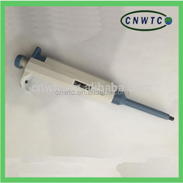 Lab Adjustable or Fixed Volume Mechanical Micro Pipette