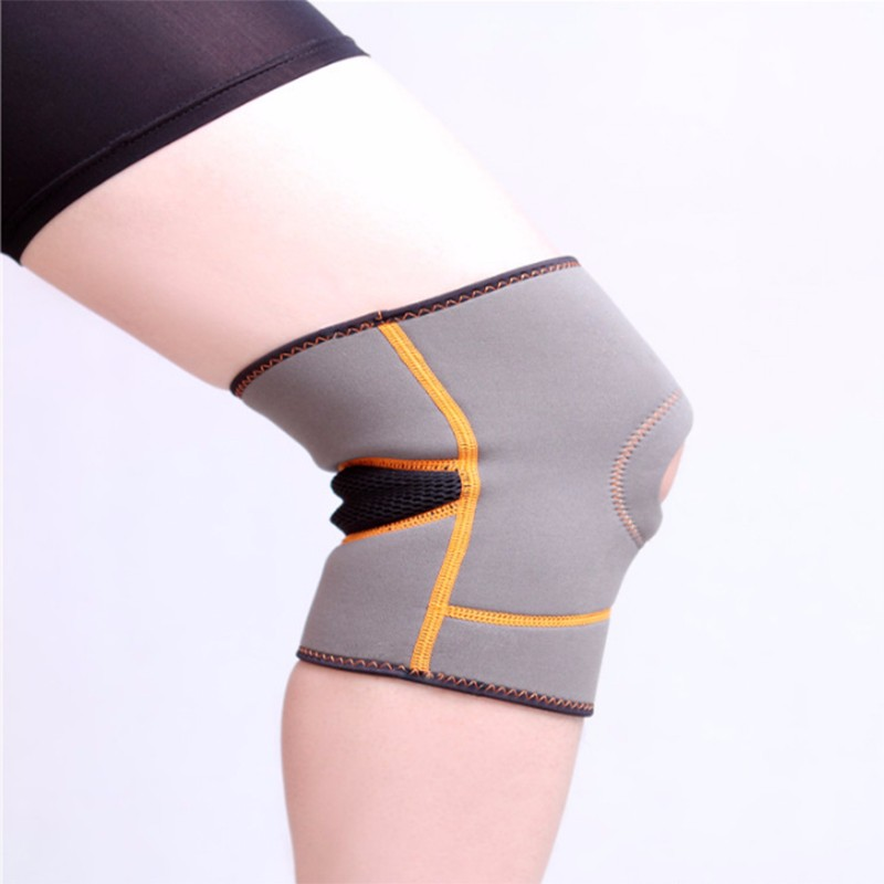 Aofeite CE & FDA Certificate Polyester Sports knee pads wholesale AFT-MKB003