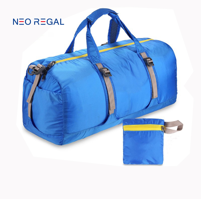 Promotional Foldable duffel travel bag,travel duffel bag,Sports duffel travel bag