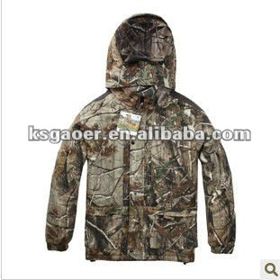 Team tree big game GORETEX hunting jacket