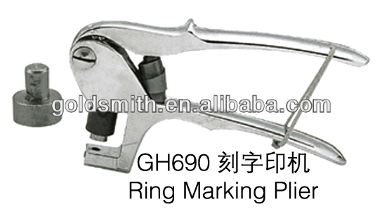 Ring Marking Plier , jewelry making equipment