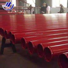 Tianjin Qunshengda Fire Hydrant Stand Pipe/Epoxy Coated Firefighting Steel Pipe
