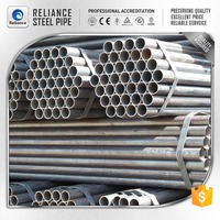 BS1387 DN32 ROUND STEEL TUBES/PIPES