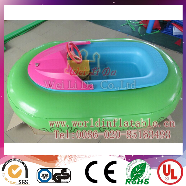costom cheap cool safe inflatable mini motor boat for kids
