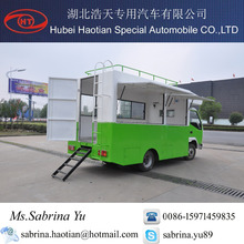 Good Reputation Mobile Food Truck With Customized Service
