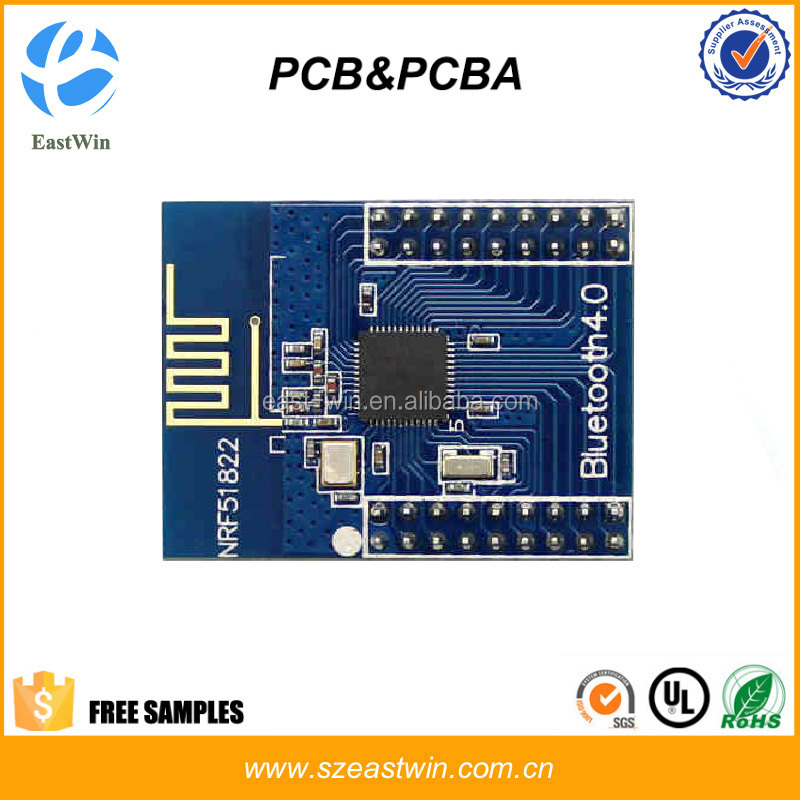 Turnkey Bluetooth PCB Circuits Assembly for Wifi bluetooth modem
