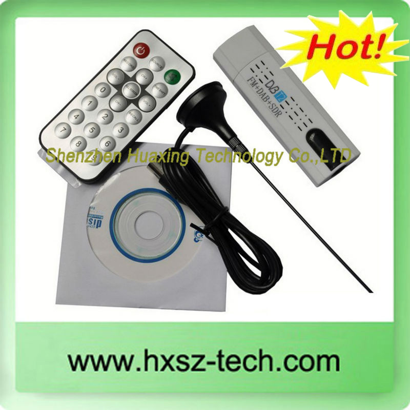 Full HDTV 1080P MPEG4 FTA dvb-t2 usb dongle fm radio