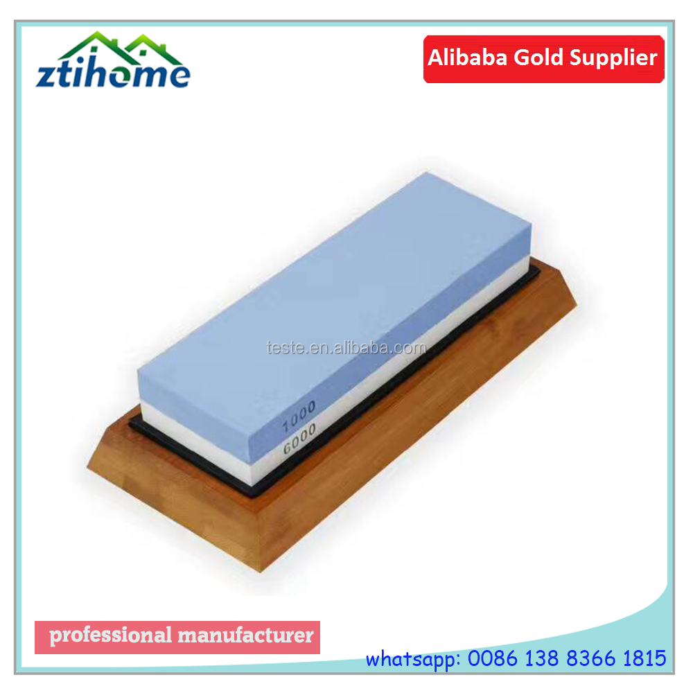 Double-sided Knives Sharpening Stone manufacturer