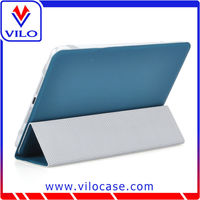 "100% high quality PU leather case for 7"" android tablet cases with back camera hole"