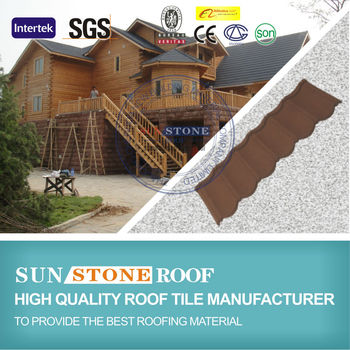 Sand Cover Roof Tile