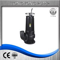 sewage pump cutting non-clogging basement electric submersible pumps