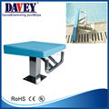 Wholesale price swimming pool one step starting block
